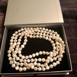 30 inch Freshwater Pearl Necklace